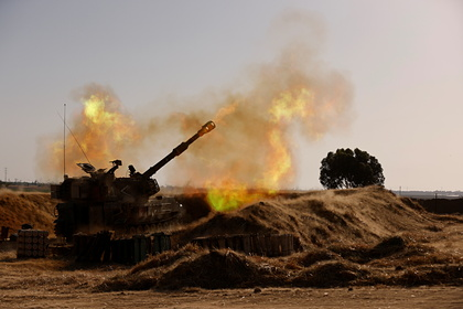 ХАМАС заявило о запуске 130 ракет по Израилю