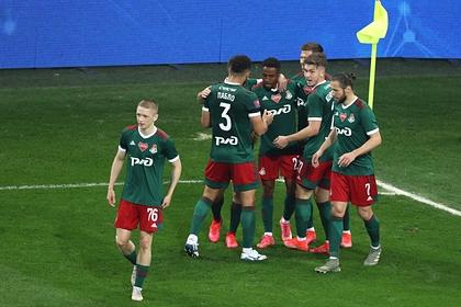 Гол Смолова помог «Локомотиву» в девятый раз завоевать Кубок России