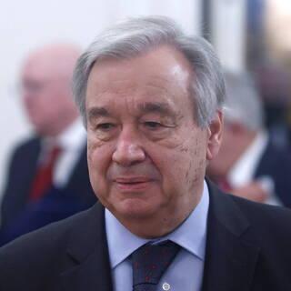 Антонио Гуттереш