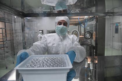 В Белоруссии назвали дату начала производства собственной вакцины от COVID-19