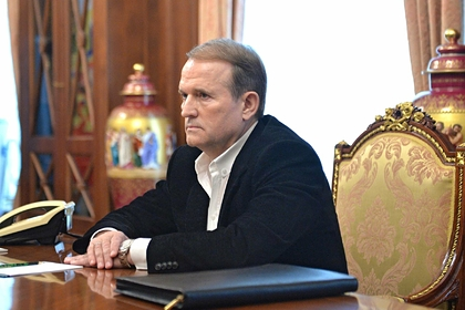 Названа сумма требуемого прокуратурой залога за Медведчука