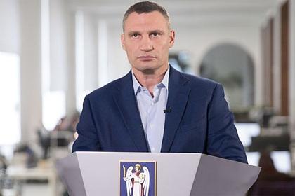 Кличко заявил о давлении на него из-за обысков у киевских чиновников