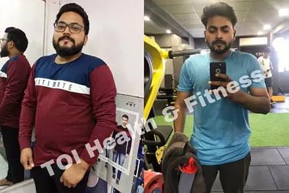 Мужчина раскрыл секрет похудения на 18 килограммов за три месяца