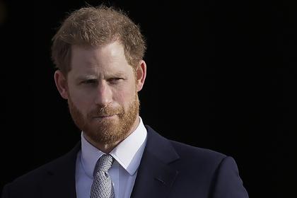 Принц Гарри сравнил себя с животным в зоопарке и пожаловался на оскорбления