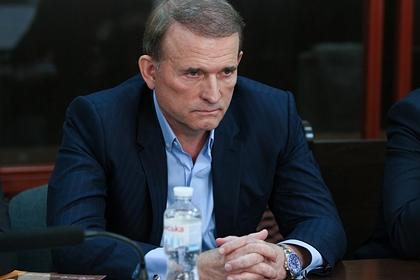 Прокуратура допустила обжалование решения об аресте Медведчука
