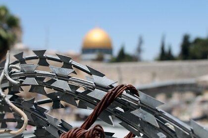 Более 300 человек пострадало на палестинских территориях за сутки