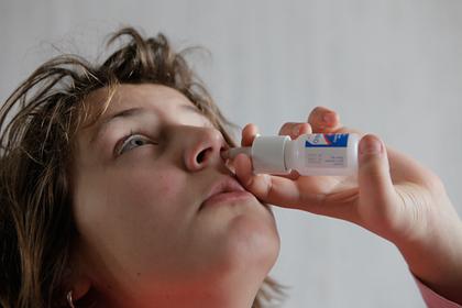Названы сроки регистрации в России назальной вакцины от COVID-19