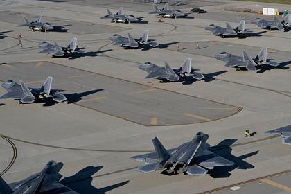 США заменят F-22 истребителем шестого поколения