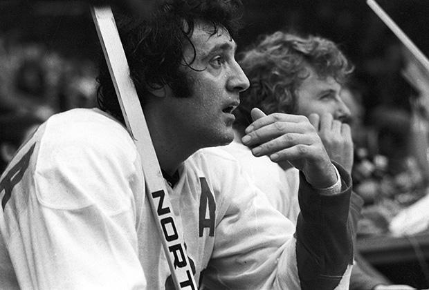 Фил Эспозито. Суперсерия матчей по хоккею с шайбой между сборными командами СССР и Канады, 1972 год