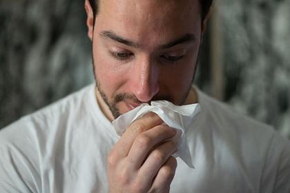 Россиянам назвали опасные причины носовых кровотечений