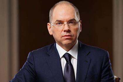 От министра здравоохранения Украины потребовали отставки