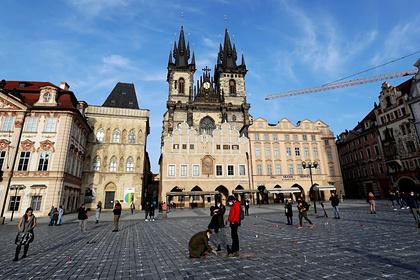 Чехия отреагировала на попадание в список недружественных стран России