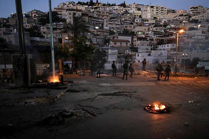 Израильские военные заявили об обстрелах со стороны Сирии