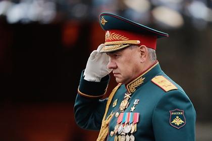 Поделки Сергея Шойгу продали за десятки миллионов рублей