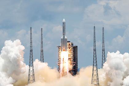 Первый китайский зонд для изучения Марса успешно сел на Красную планету