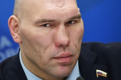 Валуев пожаловался главе МВД на торговцев ландышами