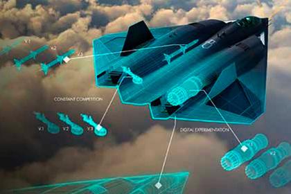 ВВС США назвали преимущества истребителя шестого поколения