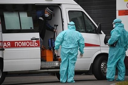 В России выявили 8790 новых случаев коронавируса