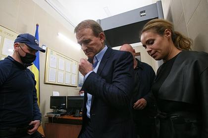 На Украине назвали условие обмена Медведчука на осужденных в России украинцев