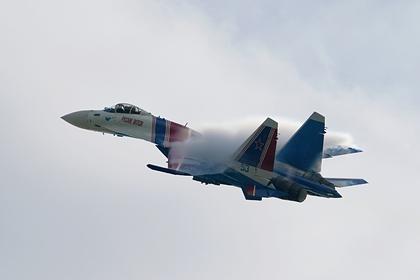 Объяснена тактика прогнавшего самолеты ВВС Франции российского Су-30