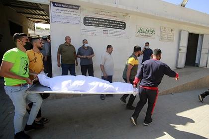 При обстреле израильского города погиб человек