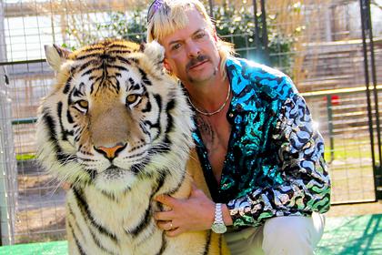 Звезда «Короля тигров» заявил о смертельном диагнозе и попросил об амнистии