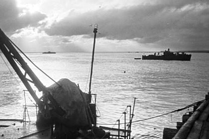 В Финском заливе нашли четыре потопленных судна времен Второй мировой войны