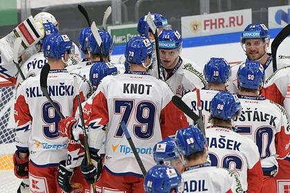 Появилось видео разгромного поражения российских хоккеистов на Евротуре