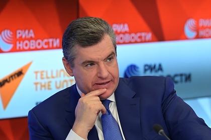 Слуцкий возмутился новыми принципами Европарламента в общении в Россией