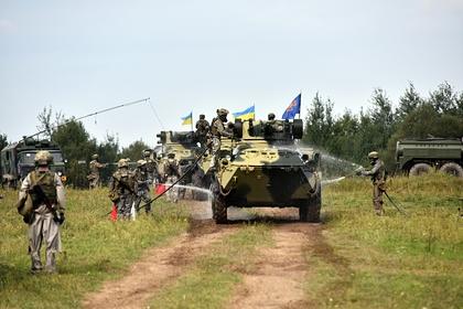В Киеве рассказали о планах НАТО в случае военного конфликта России с Украиной