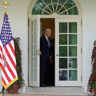Джо Байден в Белом доме