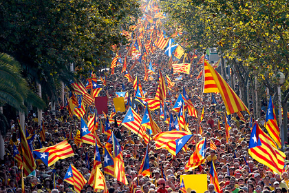 Испания прекратила расследование о вмешательстве России в Каталонии