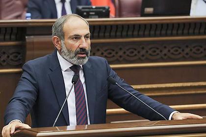 Пашинян назвал условие применения силы против азербайджанских военных