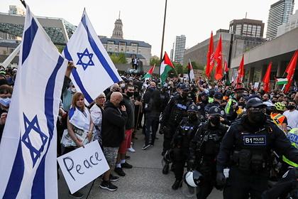 Россия предложила перезапустить переговоры между Израилем и Палестиной