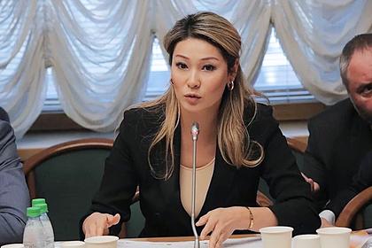 Ведущая Первого канала собралась стать губернатором Хабаровского края