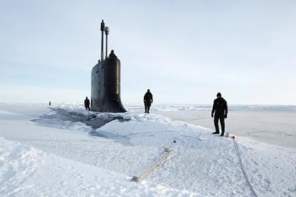 Россия обеспокоилась наступлением НАТО в Арктику