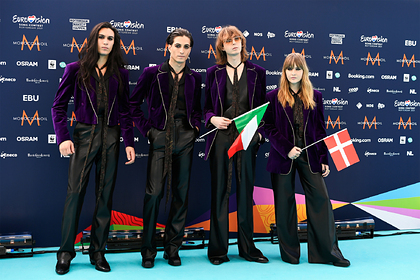 Группа Måneskin