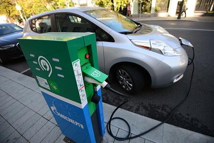 В России задумались о программе поддержки электромобилей