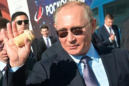 Российское мороженое случайно прославилось в Китае благодаря Путину