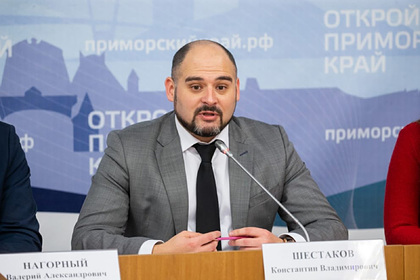 Мэром Владивостока станет бывший вице-губернатор Приморского края