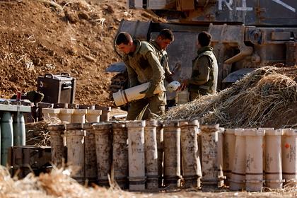 В Палестине оценили шансы наземной операции Израиля в секторе Газа