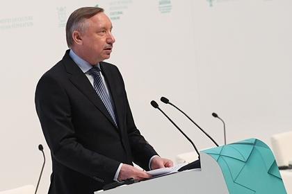 Губернатор Петербурга объявил о подъеме заболеваемости COVID-19