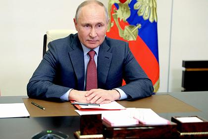 Путин останется без полноценного летнего отпуска