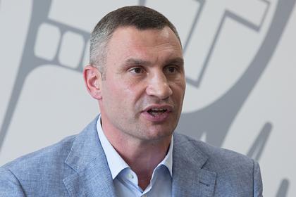 Кличко прокомментировал визит силовиков цитатой из «Брат-2»