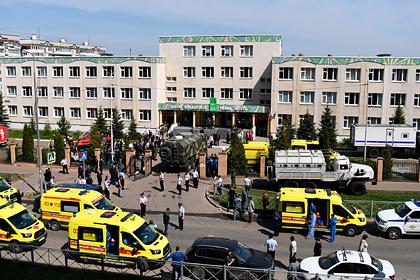 Одноклассника напавшего на казанскую школу решили проверить на детекторе лжи