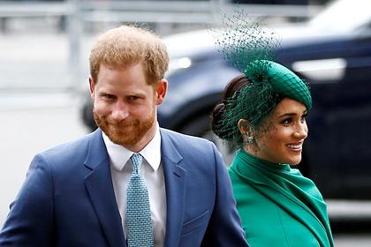 Принца Гарри назвали «королевской занозой в заднице»