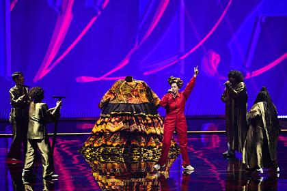 Manizha впервые прокомментировала выход в финал «Евровидения»
