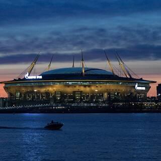 Стадион «Газпром Арена»