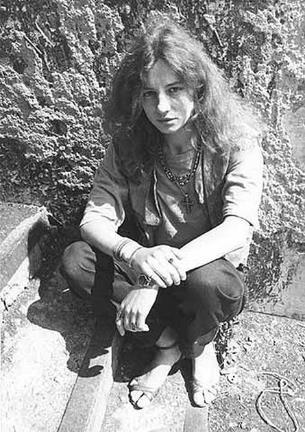 Ольга Арефьева в 1991 году