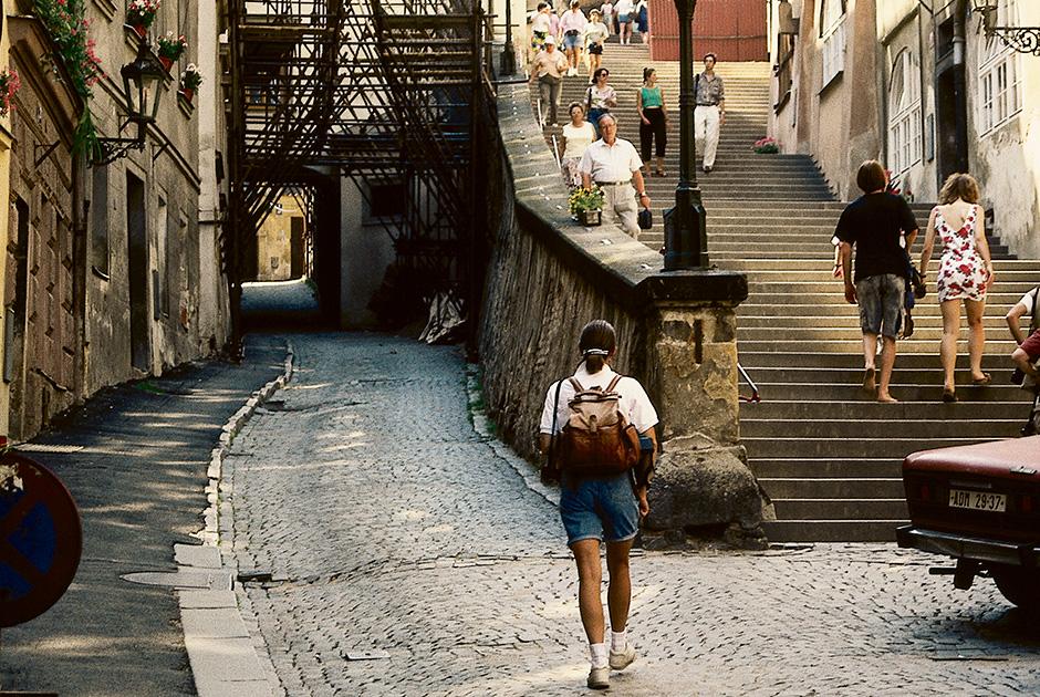 Варшава, 1991 год